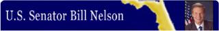 Bill Nelson letterhead