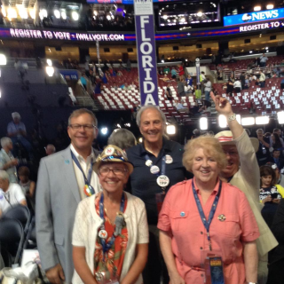 Philly - more Pinellas delegates